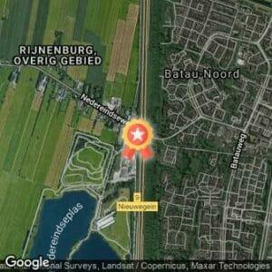 Afstand Nighttrail Utrecht 2020 route
