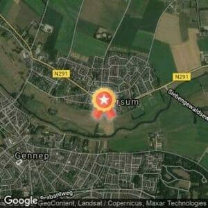 Afstand Osseloop 2018 route