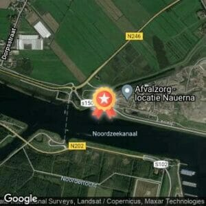 Afstand Park Nauerna Run 2018 route