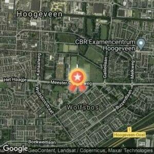 Afstand Runnersworld Bentinckspark Run 2020 route