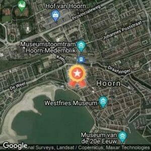 Afstand Schutz Marathon Hoorn 2018 route