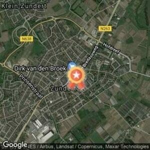 Afstand Van Goghloop Zundert 2018 route