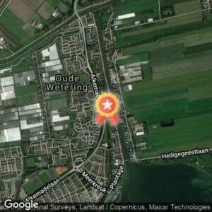 Afstand Weteringloop 2018 route