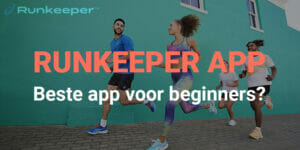 runkeeper hardloop app voor beginners